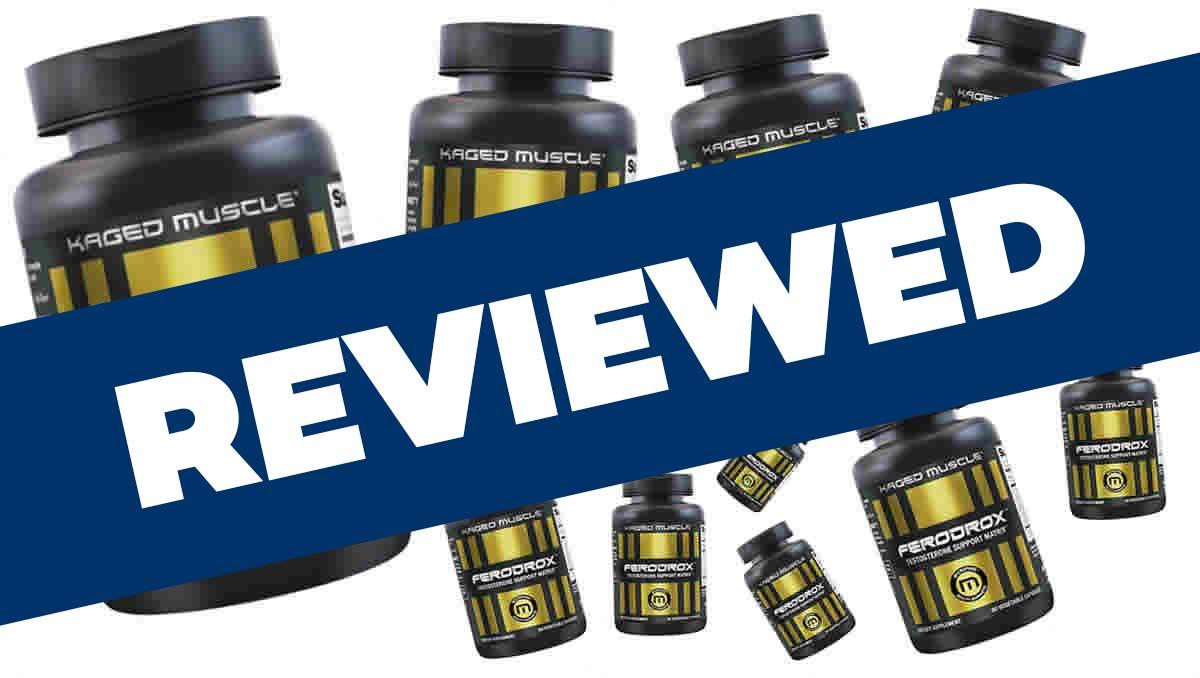 Ferodrox Kaged Muscle Review