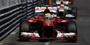 Felipe Massa sent to hospital after another Monaco Grand Prix crash