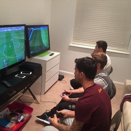 fifa liverpool players