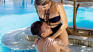 Roberto Firmino: 25 photos of the Liverpool forward's stunning wife