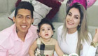 Photo: Liverpool star Roberto Firmino celebrates daughter's birthday