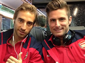 Mathieu Flamini underlines Arsenal's desire to end trophy drought
