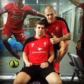 Skrtel welcomes back Flanagan