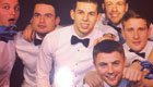 Photo: Liverpool stars all smiles at James Milner's charity ball