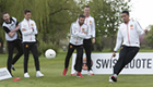 Mata and Herrera triumph at footgolf