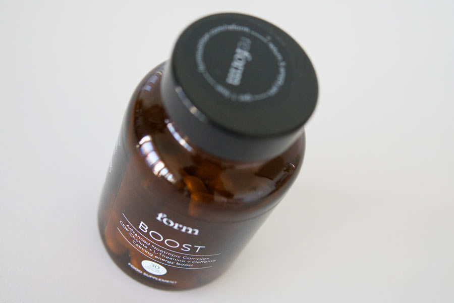 Form Nutrition Boost Nootropic