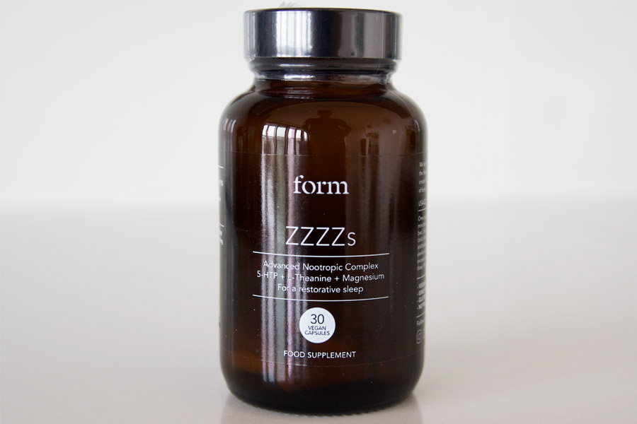 Form Nutrition ZZZZs Supplement (Photo: The Sport Review)