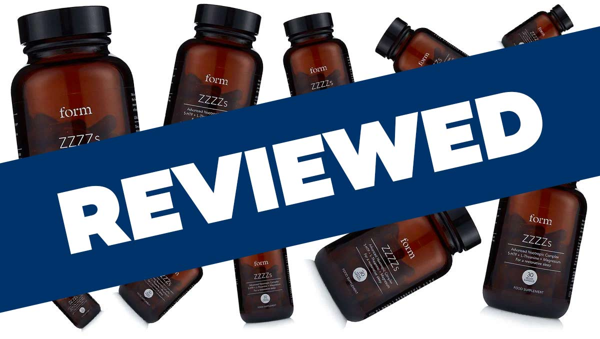 Form Nutrition ZZZZs Review