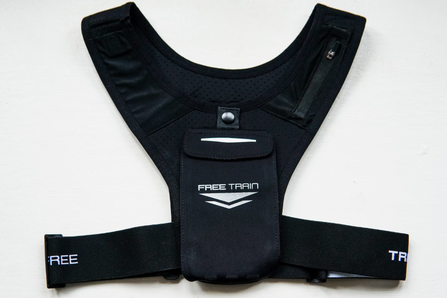Freetrain V1 Vest (Photo: The Sport Review)