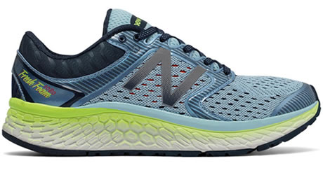 New Balance Fresh Foam 1080 v7 women's running shoe review