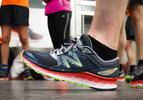 New Balance Fresh Foam 1080 running shoe review The Sport
