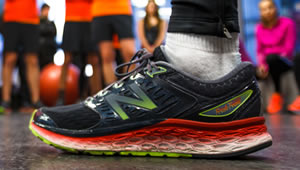 New Balance Fresh Foam 1080 running shoe review