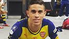 Photo: Gabriel Paulista sends message to Arsenal fans