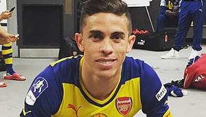 Photo: Arsenal defender posts heartfelt message to Mikel Arteta