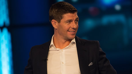 Steven Gerrard names two Man United stars who have the 'X-factor'