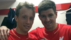 Liverpool captain Gerrard reflects on 'special day'