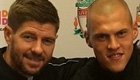 PHOTO: Gerrard praises Reds for 'digging deep'