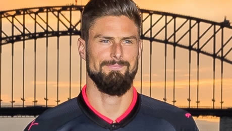 Arsene Wenger sends message to Arsenal fans about Olivier Giroud