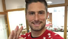 Giroud voted Arsenal player of the month