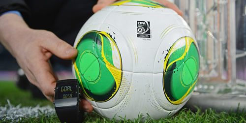 goal-line technology in football