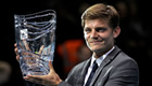 David Goffin picks up ATP comeback player of the year award