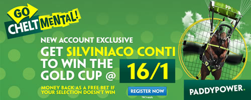 gold cup enhanced odds