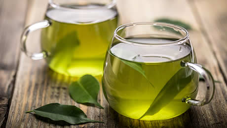 Green Tea for weight loss, skin and acne