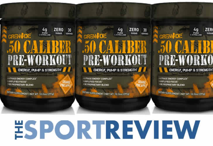 Grenade 50 Caliber review