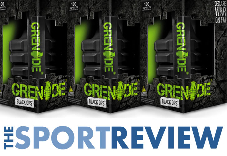 Grenade Black Ops review