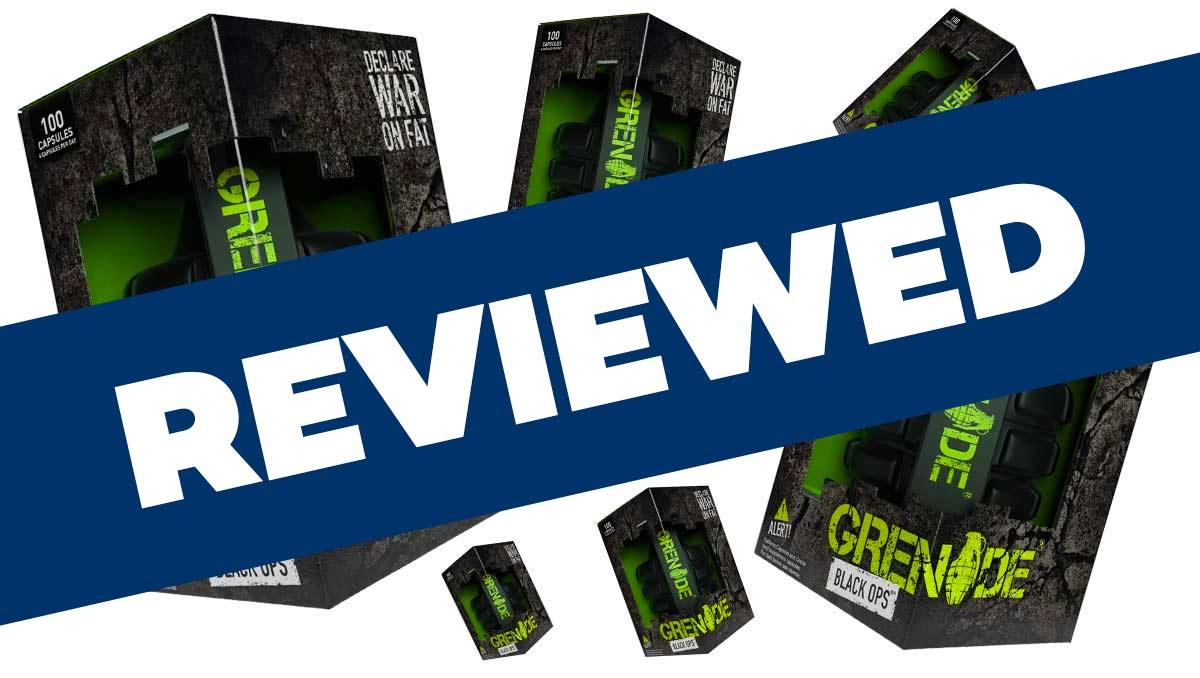 Grenade Black Ops Review