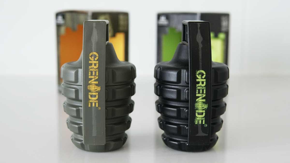 Grenade Thermo Detonator vs Black Ops