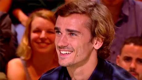 Griezmann replies directly to Man United transfer links