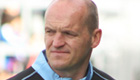 Townsend wary of Zebre threat