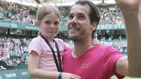 Tommy Haas awarded emotional wild card for Wimbledon, along with Britons Robson and Watson