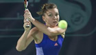 Halep to face Pliskova in Dubai final