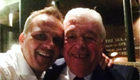 Hamann snaps selfie with legend 'Cally'