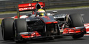 Italian Grand Prix 2012: Hamilton holds off Button to take pole position
