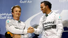 Bahrain Grand Prix 2014: Hamilton wins thrilling race ahead of Rosberg