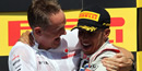 German Grand Prix 2012: McLaren expect Hamilton to sign new deal