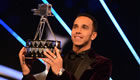 Hamilton storms past rivals to win SPOTY award