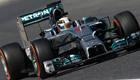 Spanish Grand Prix 2014: Lewis Hamilton snatches pole position