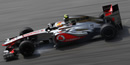 Malaysian Grand Prix 2012: Lewis Hamilton sets practice pace