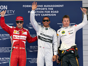Chinese Grand Prix 2013: Lewis Hamilton claims first Mercedes pole