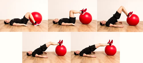 hamstring roll outs