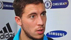 Hazard runs rule over 'most difficult' period of his career