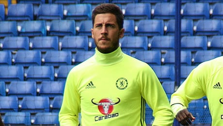 Eden Hazard makes Champions League vow to Chelsea fans