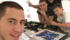 Hazard enjoys Monopoly game after Chelsea win