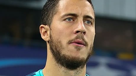 Eden Hazard uses one word to describe Chelsea star