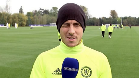 Ian Wright unsure about Eden Hazard's Chelsea FC future