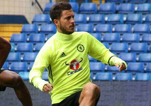 Real Madrid ready to make offer for Eden Hazard